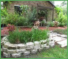 concrete hardscaping for the garden garden org