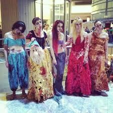 Halloween Princess Costumes 25 Zombie Princess Costume Ideas Zombie