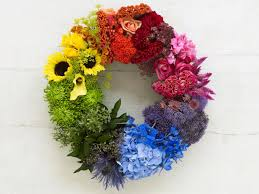 flowers arrangements hgtv experts show how color theory can be used in floral