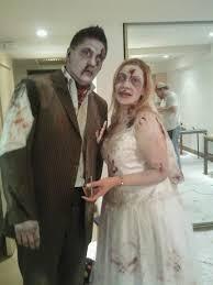 Halloween Bride Groom Costumes Halloween Couples Costume Weddingbee 3