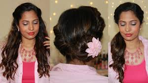 Hairstyles Easy And Quick by 3 Quick And Easy Hairstyles For Spring Youtube