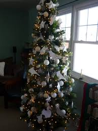 at home in english valley oh christmas tree