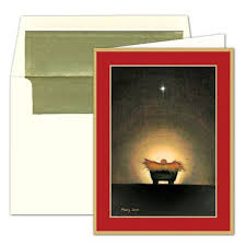 caspari cards caspari personalized and creche christmas cards paperstyle