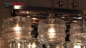 Uttermost Pendant Lights by Uttermost Mossa 21243 Art Glass Island Pendant Youtube