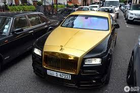 yellow rolls royce wraith rolls royce mansory wraith 19 october 2016 autogespot