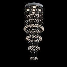 New Chandeliers by Online Get Cheap Stairwell Chandelier Aliexpress Com Alibaba Group