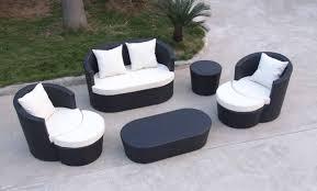 furniture plastic wicker patio furniture posiripples outdoor