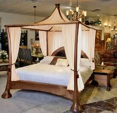 spectacular idea 4 post canopy bed curtains frame king netting for