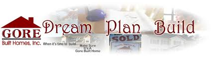 gore built homes floor plans 2 000 2 100 square feet