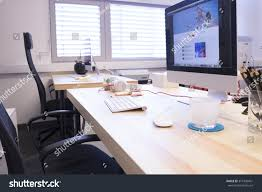 Desk Designer by Creative Web Designer Desk Design Agency Stock Photo 375420451