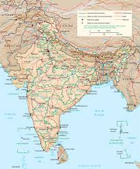 Goa Map India Map Flag Capital New Delhi