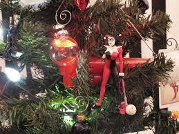 harley quinn holiday tree 2 by lady ha ha on deviantart