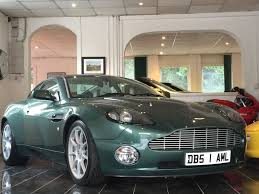 chrome aston martin used aston racing green aston martin vanquish for sale west sussex
