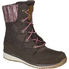 womens boots for winter salomon hime mid winter boot s backcountry com