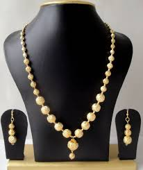 trendy necklace sets images Buy gorgeous gold tone unique design golden balls trendy fashion jpg