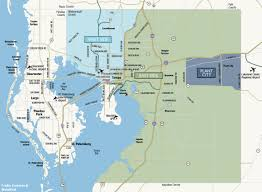 Map Of Tampa Bay Florida by Industrial Tampa Hillsborough Economic Development Corporation
