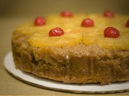 thanksgiving dessert recipe pineapple upside down cake