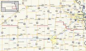 Lincoln Ne Map Nebraska Highway 66 Wikipedia