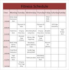 printable workout plan calendar fitness plan template workout schedule template download workout