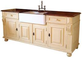 cabinet kitchen sink 20 wooden free standing kitchen sink home design lover