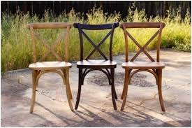 Wooden Wedding Chairs A Wedding Style Trend The Cross Back Eventstable Com