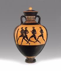 Greek Black Figure Vase Painting On A Grecian Urn Art U0026 Antiques Magazine