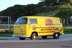 old volkswagen yellow tossa de mar vw meeting 22 2015 classiccult