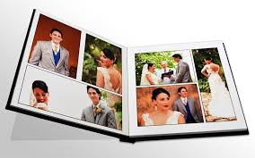 wedding photo album wedding album design