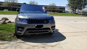 range rover back 2016 new 2016 rrs just back from shop land rover forums land rover