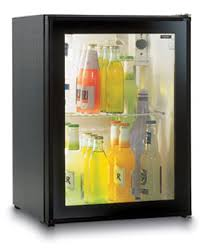 mini frigo pour chambre neb petits réfrigérateurs à porte vitrée minibar à porte en