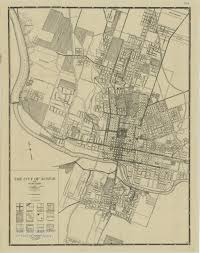 Map O Texas Cities Historical Maps Perry Castañeda Map Collection Ut