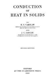 conduction of heat in solids carslaw and jaeger