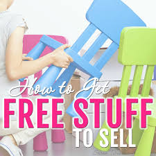 How To Sell Used Sofa How To Get Free Stuff To Sell Sarah Titus