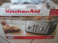 Kitchenaid Architect Toaster Kitchenaid Kmt422cu Toaster Ebay