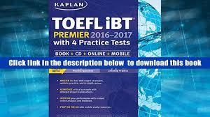 best afoqt study guide download kaplan toefl ibt premier 2016 2017 with 4 practice tests