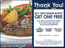Menu For Hometown Buffet by Free Printable Old Country Buffet Coupon October 2017