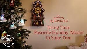 bring your favorite to your tree hallmark keepsake