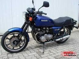 1989 kawasaki z750 gt reduced effect moto zombdrive com