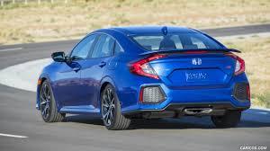 honda civic 2017 sedan 2017 honda civic si sedan rear three quarter hd wallpaper 22