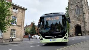 volvo transport uk looks to public transport to solve air quality volvo buses