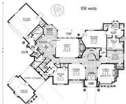 tudor mansion floor plans tudor style house plans plan 8 608