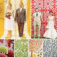 how to make your own photo booth how to throw a backyard wedding make your own photo booth green