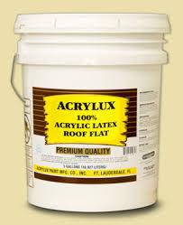 roof paints u2014 acrylux paint