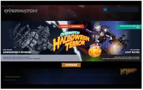new overwatch halloween skins debut that hashtag show