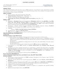 Process Engineer Resume Sample by Biomedical Engineer Resume Top 8 Aeronautical Engineer Resume