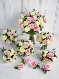 wedding flowers m s wedding bouquets marks and spencer white freesia wedding