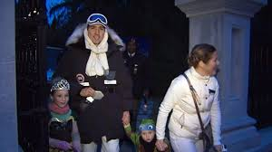 extended trudeau family dress up for halloween youtube