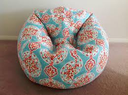 bean bag linen designer mirage boho kids bean bag cover adults