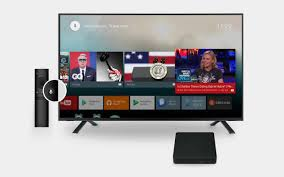 tv android android tv here is the box to gain official certification
