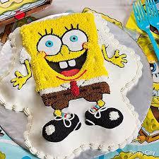 spongebob cake ideas spongebob form cake how to cake cupcake ideas spongebob